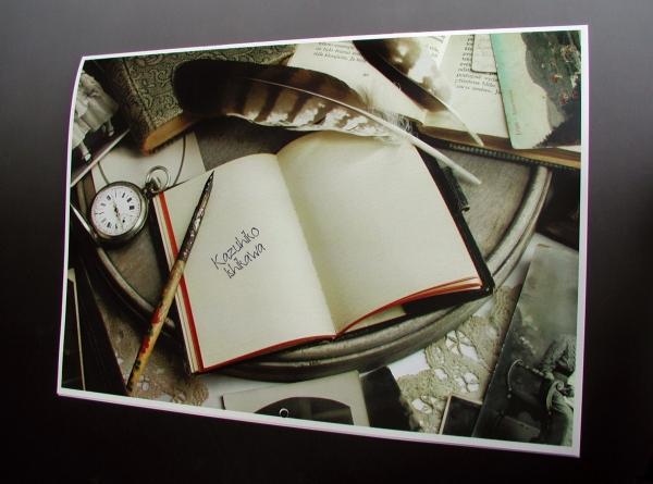壁掛けカレンダー ポップ A3 2枚綴り 表紙