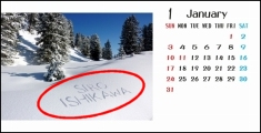 卓上名入れカレンダーサンプル1